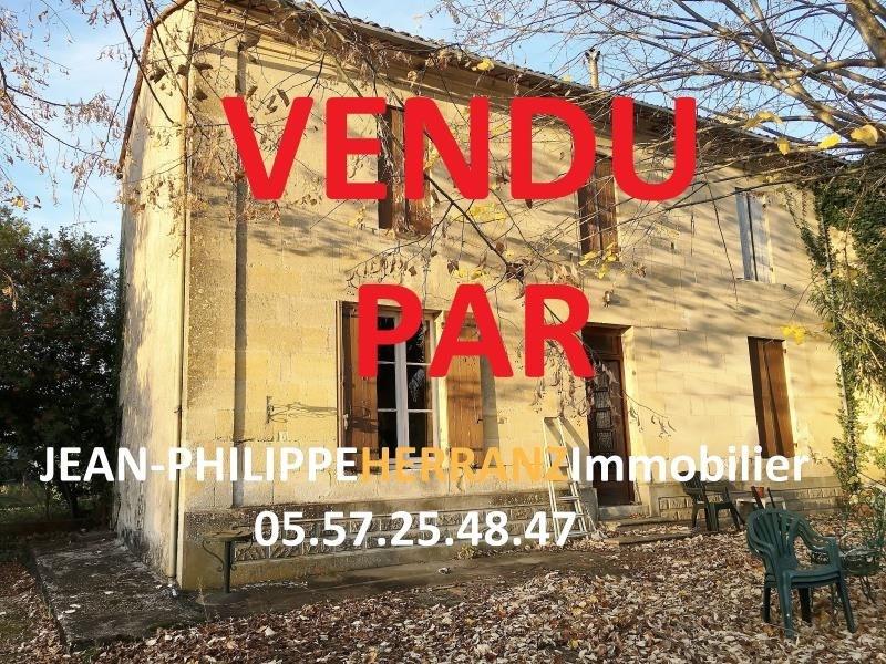Vente maison / villa Libourne 130000€ - Photo 1