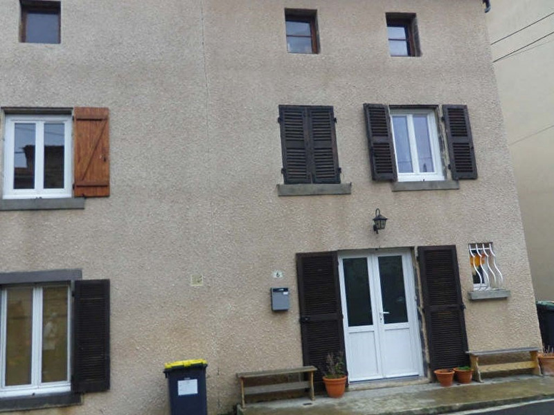 Location maison / villa Beauregard l eveque 579€ CC - Photo 1