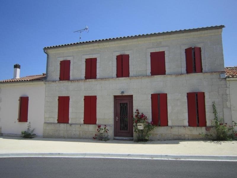 Sale house / villa Montlieu la garde 249000€ - Picture 1