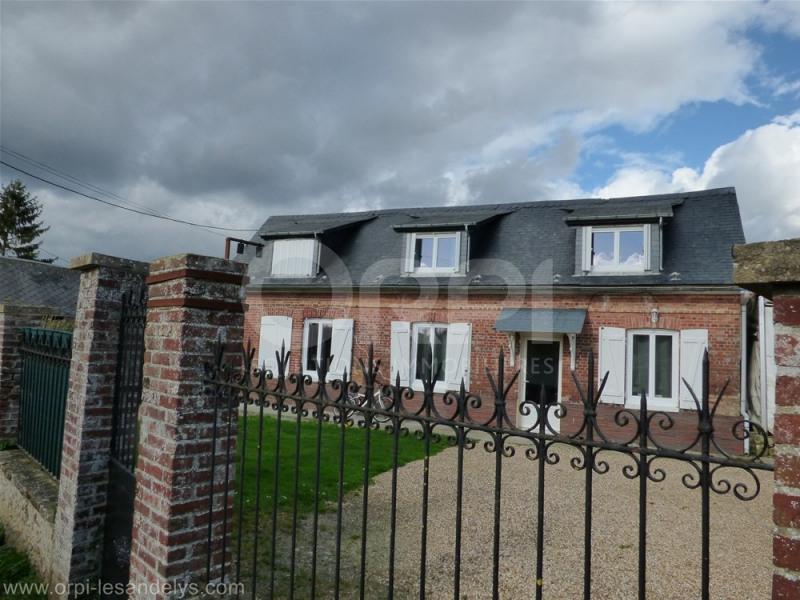 Sale house / villa Les andelys 160000€ - Picture 11