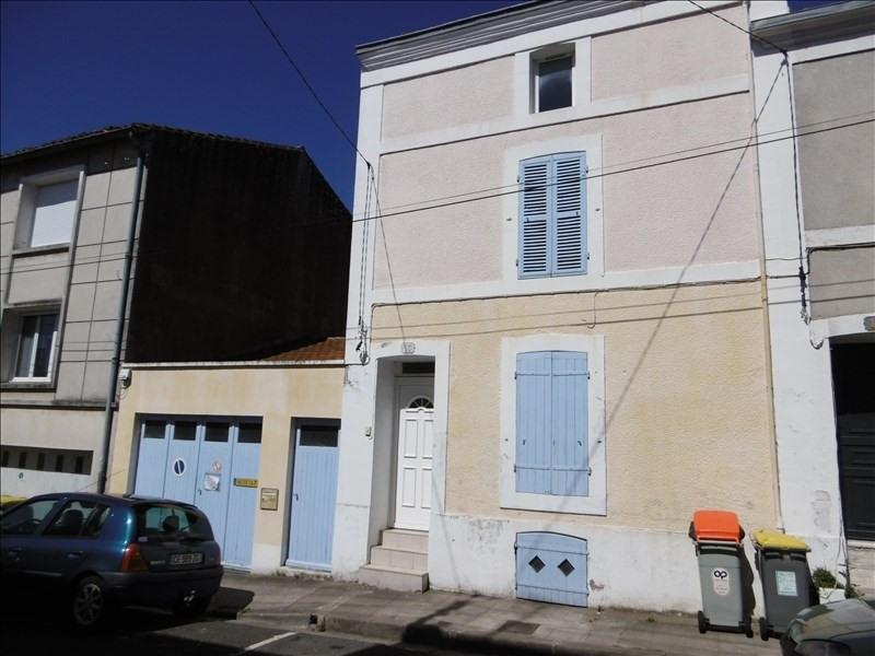 Vente maison / villa Niort 142000€ - Photo 1