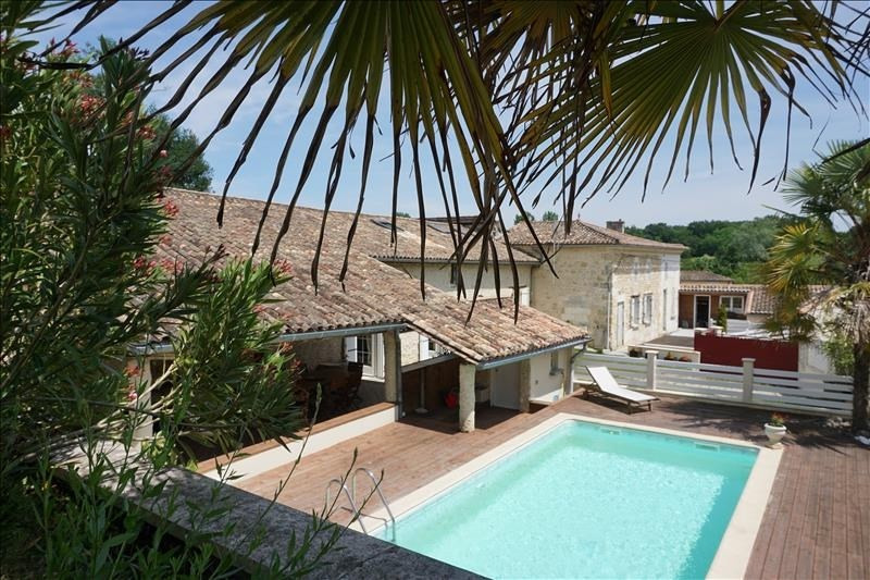 Vente maison / villa Libourne 449 000€ - Photo 1