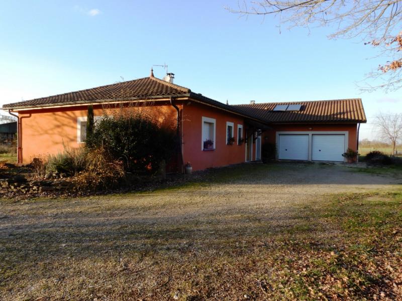 Vente maison / villa Villemoirieu 410000€ - Photo 2