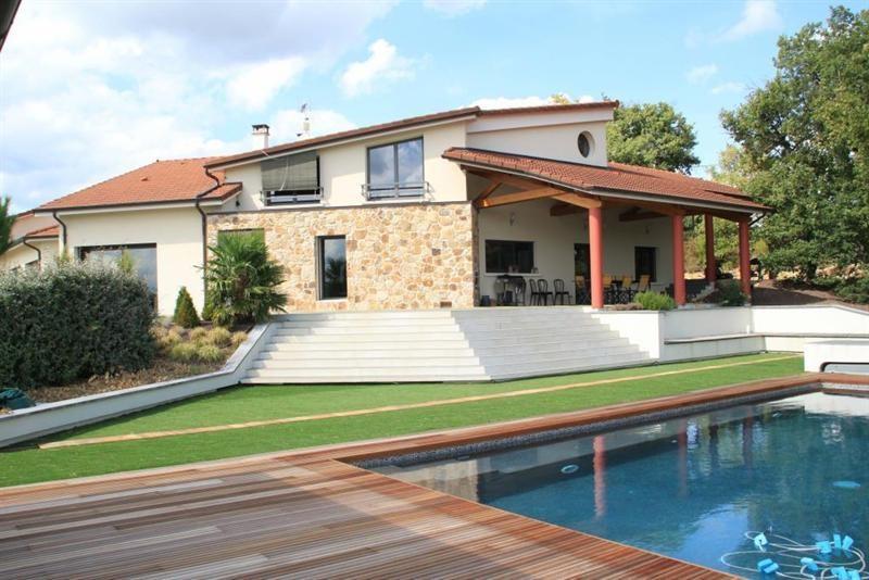 A vendre - maison contemporaine annonay peaugres 440 m² piscine