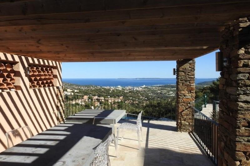 Immobile residenziali di prestigio casa Bormes les mimosas 1480000€ - Fotografia 8