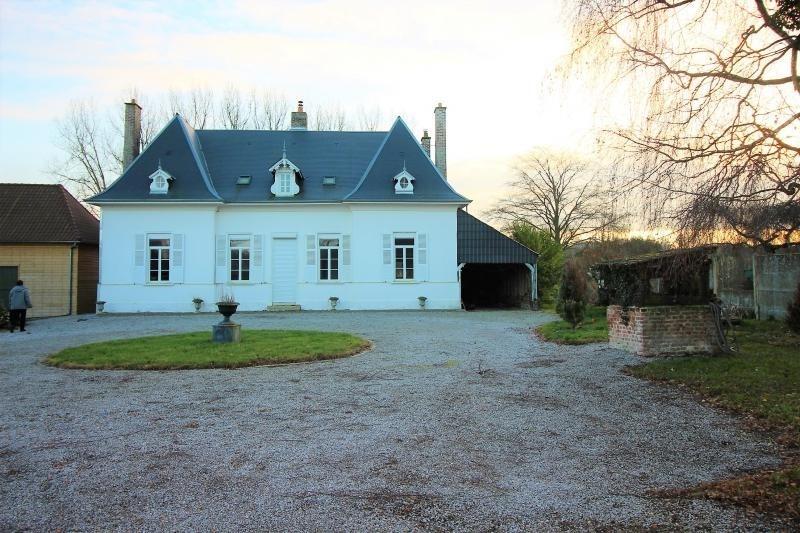 Vente maison / villa St riquier 312000€ - Photo 1