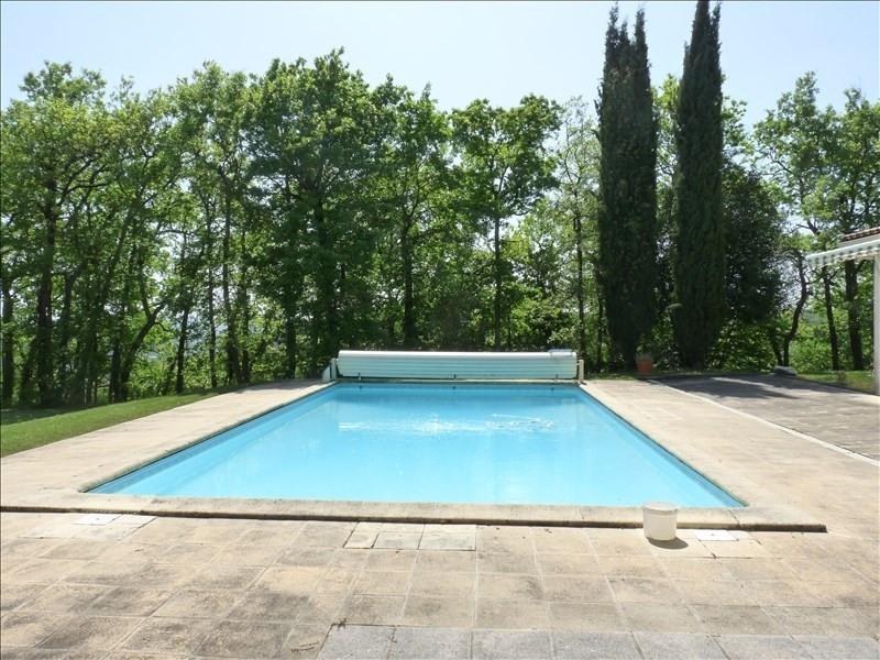 Deluxe sale house / villa Bon encontre 431600€ - Picture 8