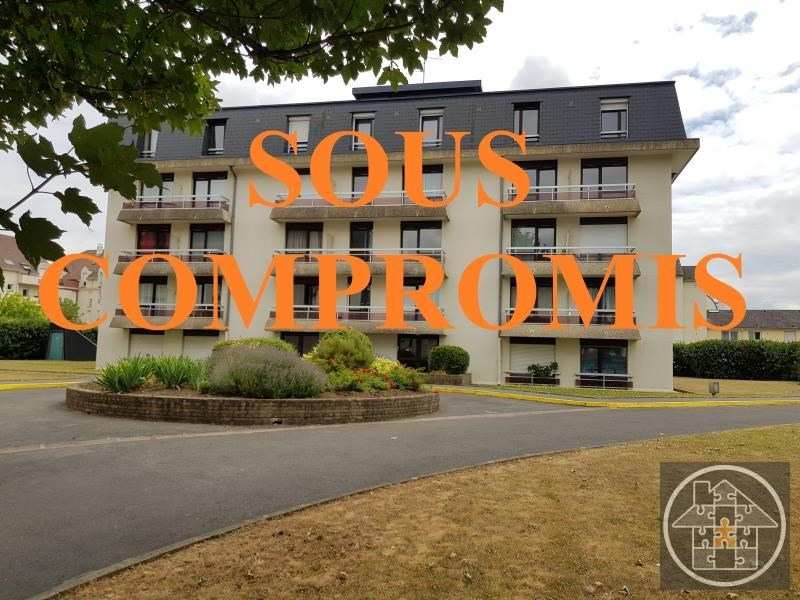 Vente appartement Margny les compiegne 69 000€ - Photo 1
