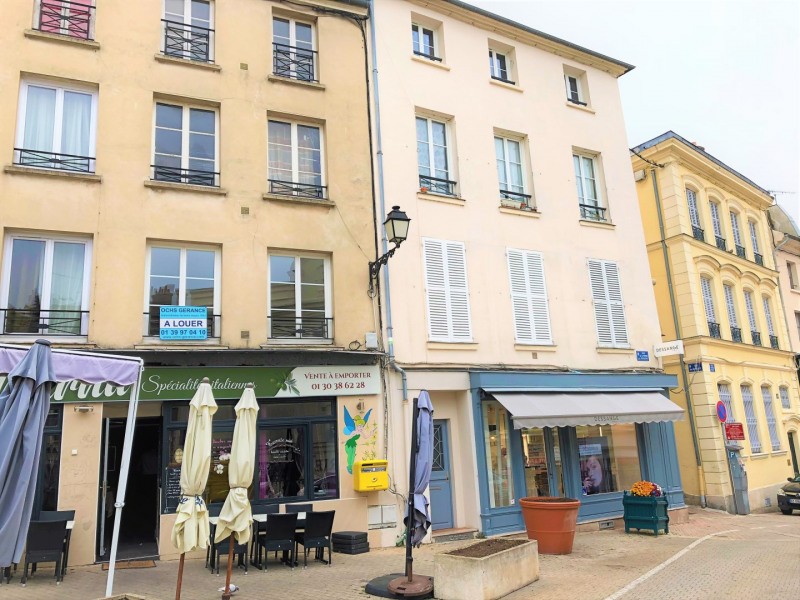 Rental apartment Pontoise 585€ CC - Picture 1