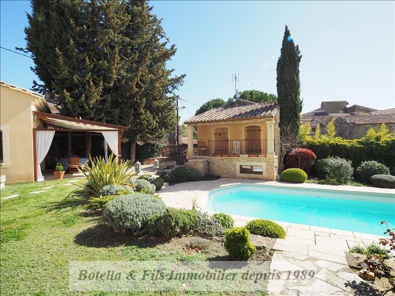 Verkoop van prestige  huis Uzes 745000€ - Foto 13