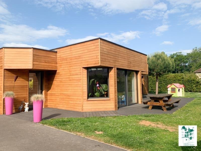 Sale house / villa Caen 474750€ - Picture 1