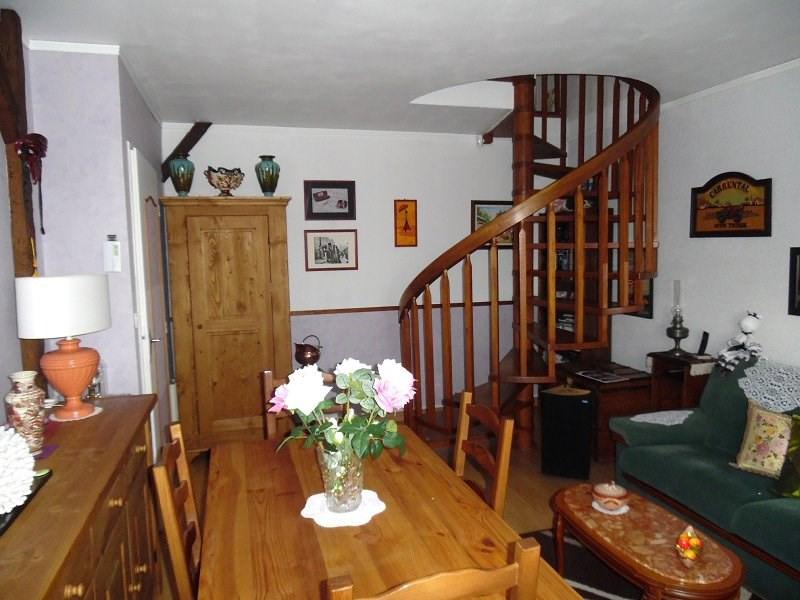 Verkoop  appartement Eu 132000€ - Foto 2