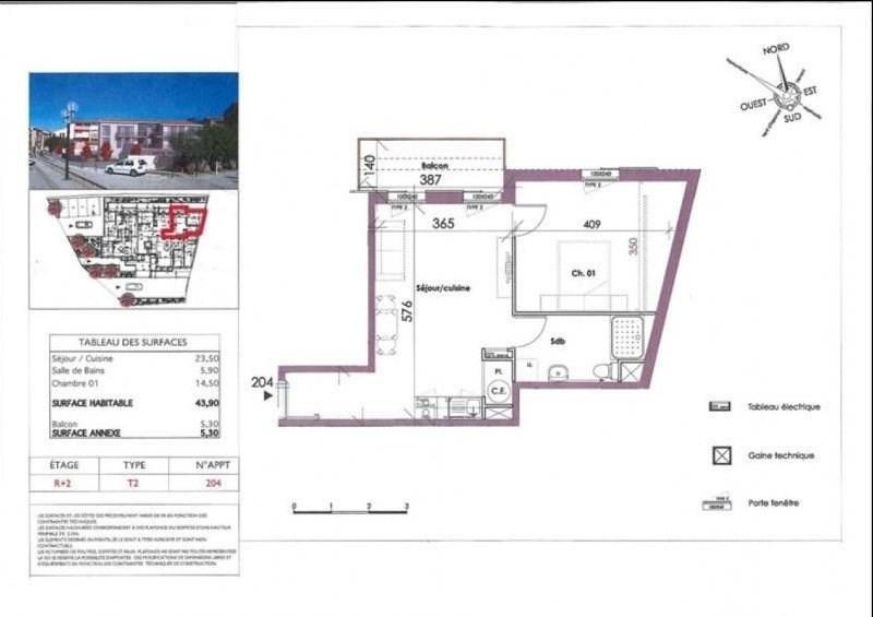 Sale apartment Collioure 231360€ - Picture 9