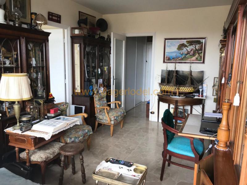 Vendita nell' vitalizio di vita appartamento Beaulieu-sur-mer 57500€ - Fotografia 2