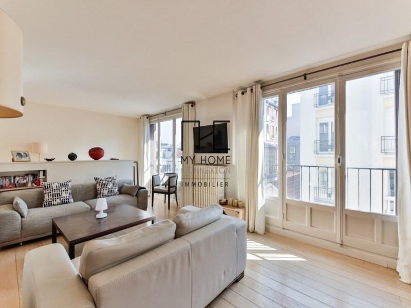 Verkauf von luxusobjekt wohnung Boulogne-billancourt 1430000€ - Fotografie 1