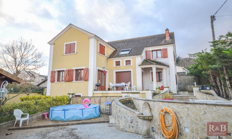 Sale house / villa Les clayes sous bois 575000€ - Picture 1