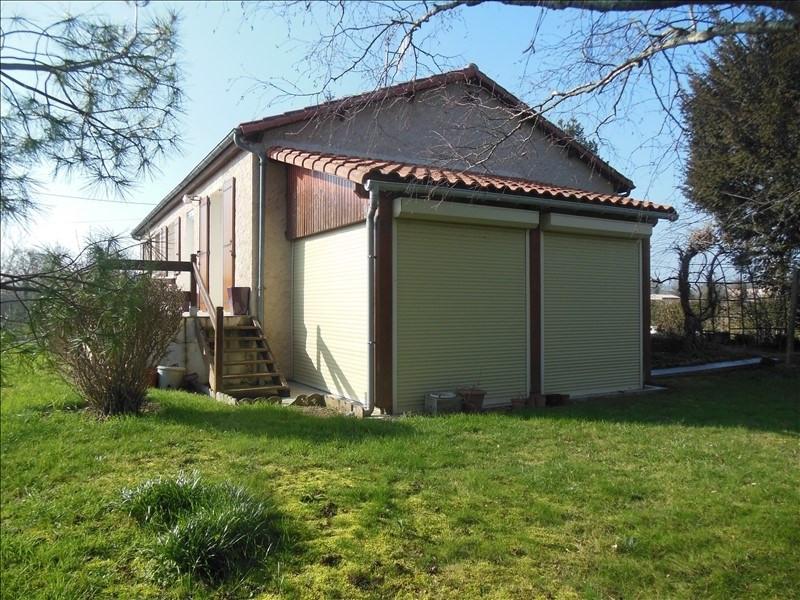 Sale house / villa Frontenay rohan rohan 136900€ - Picture 2
