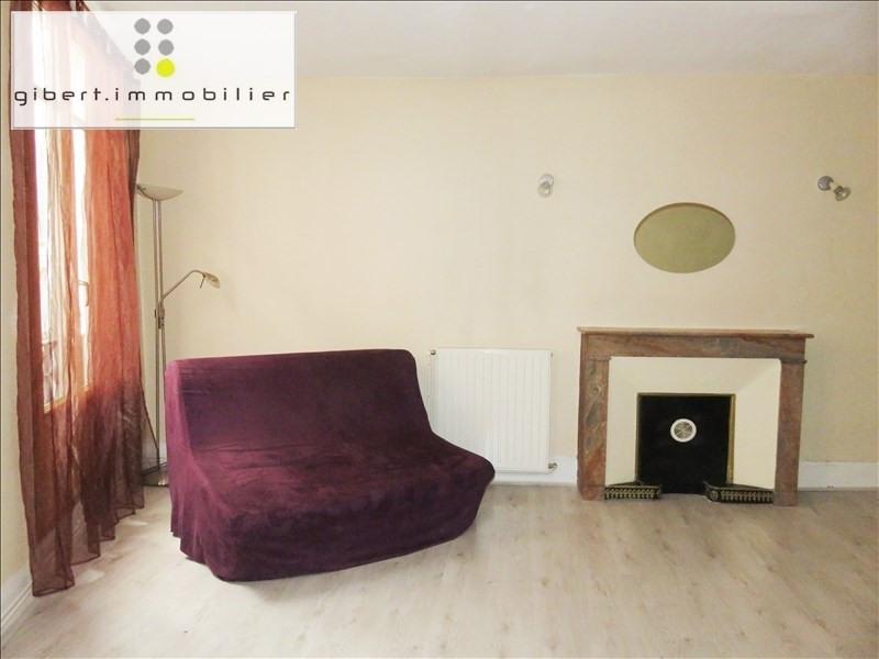 Sale apartment Le puy en velay 35000€ - Picture 5