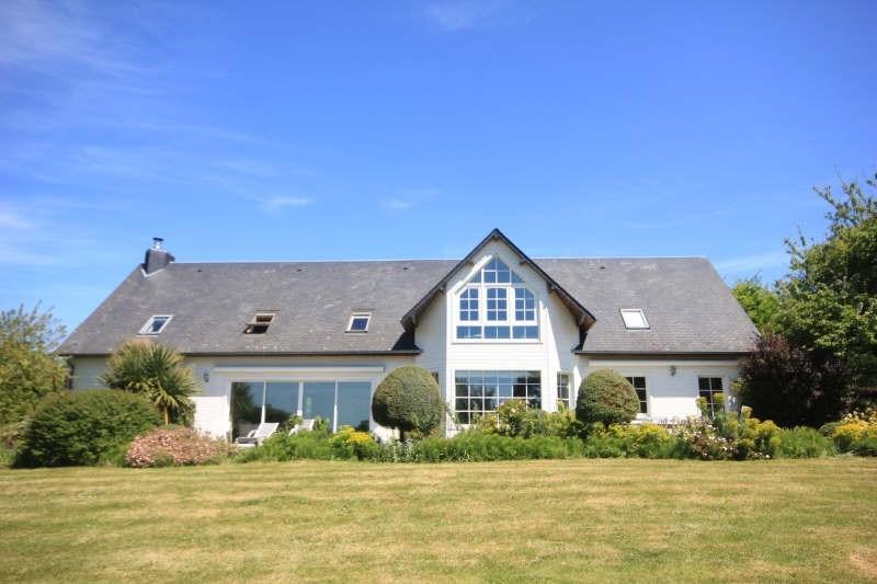 Vente de prestige maison / villa Gonneville sur mer 795000€ - Photo 7