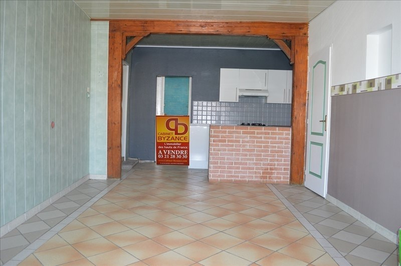 Vente maison / villa Billy montigny 116 800€ - Photo 1