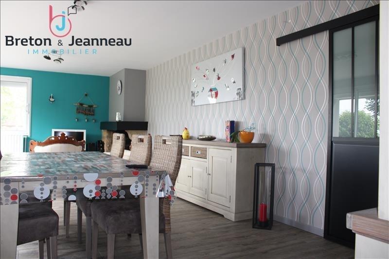 Vente maison / villa Coudray 218400€ - Photo 4