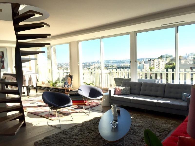 Deluxe sale apartment St cloud 1863000€ - Picture 4