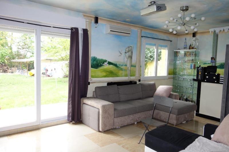 Sale house / villa Gouvernes 532000€ - Picture 5
