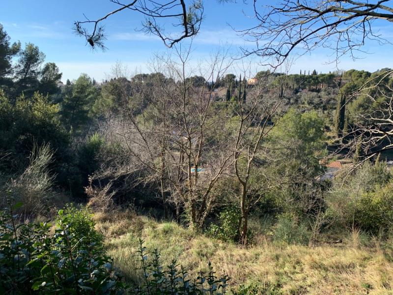Vente terrain Aix en provence 160000€ - Photo 1