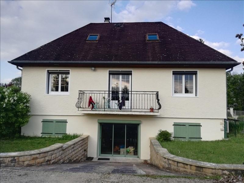 Venta  casa Champs sur yonne 289900€ - Fotografía 1