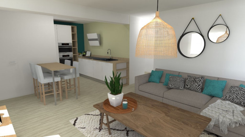 Sale apartment Aire sur l adour 82400€ - Picture 1