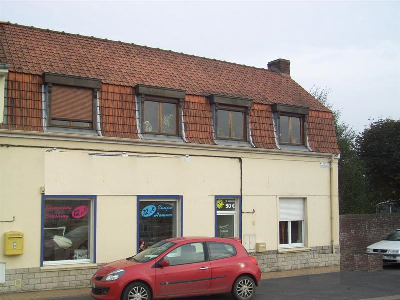 Vente immeuble Aire sur la lys 116 000€ HT - Photo 1