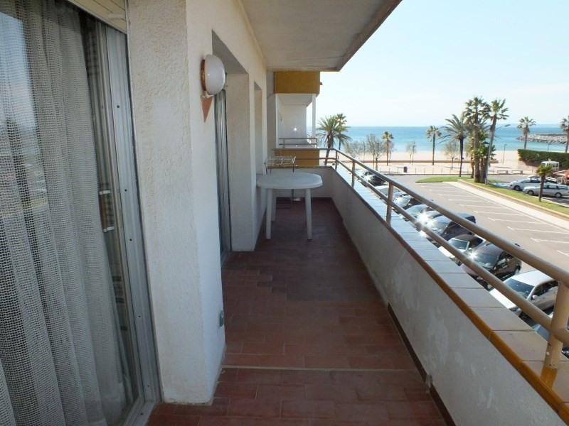 Alquiler vacaciones  apartamento Roses santa-margarita 260€ - Fotografía 16