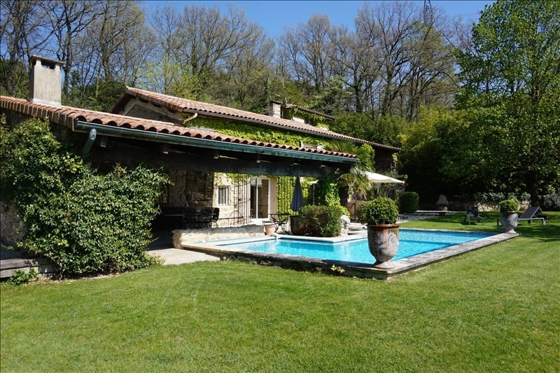 Revenda residencial de prestígio casa Chabeuil 750000€ - Fotografia 6