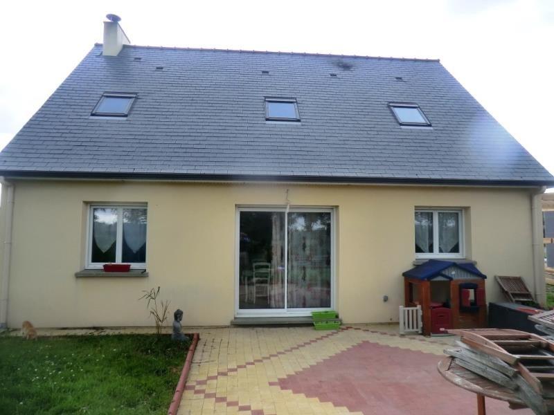 Sale house / villa Parce 145600€ - Picture 1