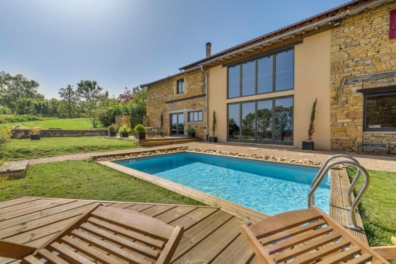Deluxe sale house / villa Villefranche sur saone 675000€ - Picture 1
