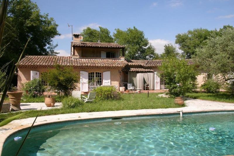 Verkoop van prestige  huis Châteauneuf-grasse 990000€ - Foto 6