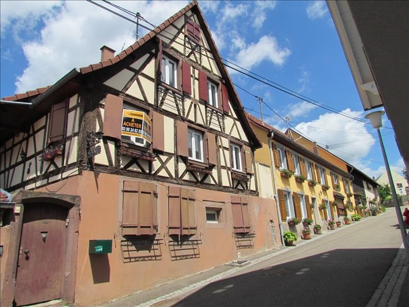 Sale apartment Romanswiller 124 000€ - Picture 4