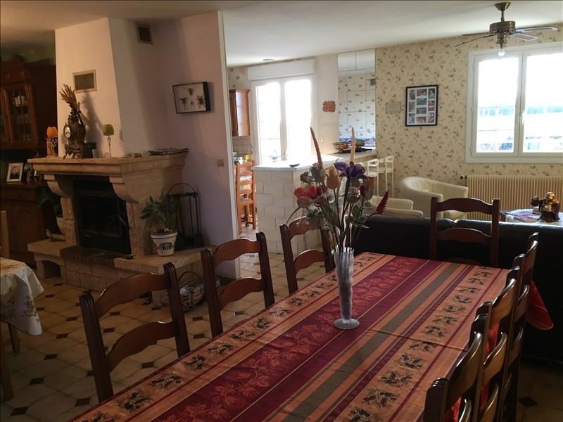 Sale house / villa La villedieu du clain 294000€ - Picture 6