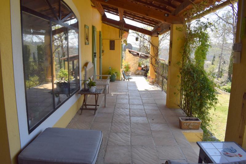 Deluxe sale house / villa Fayence 560000€ - Picture 15