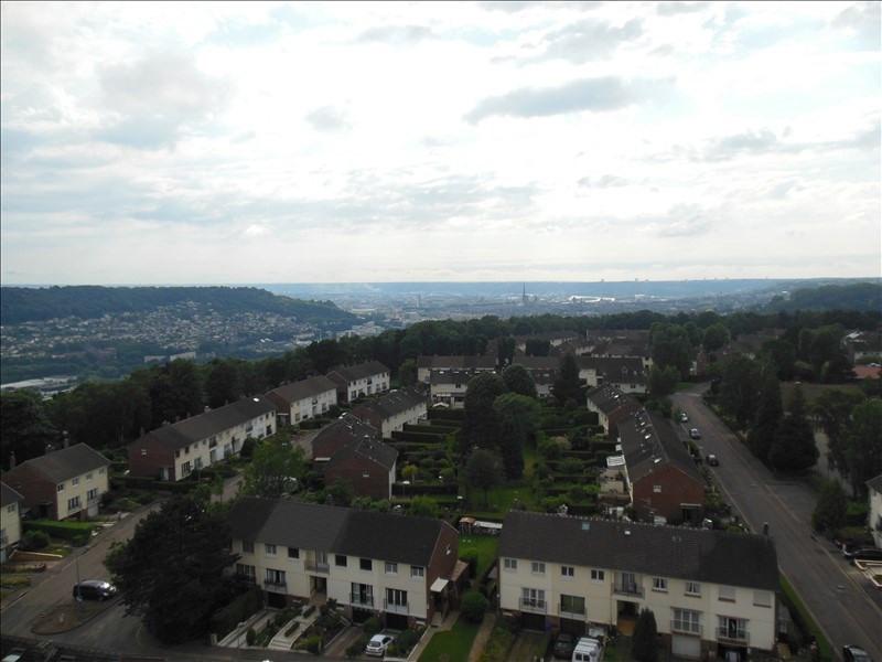 Sale apartment Rouen 67000€ - Picture 5