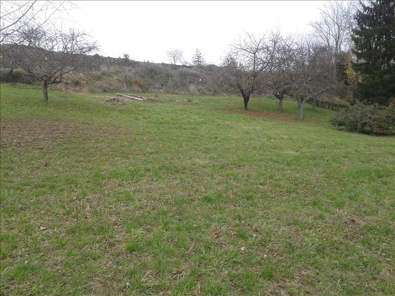 Vente terrain Yenne 80 000€ - Photo 2