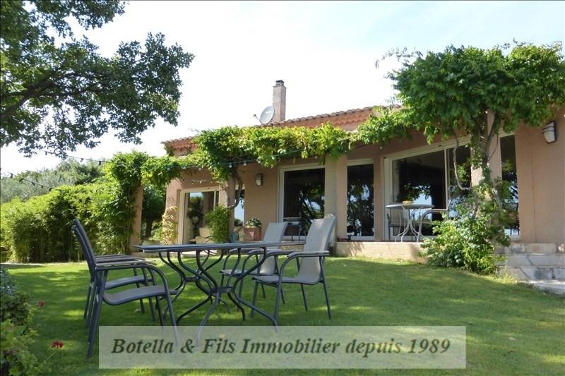 Vente de prestige maison / villa Uzes 598000€ - Photo 4