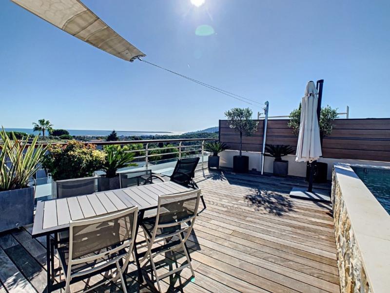 Immobile residenziali di prestigio appartamento Antibes 995000€ - Fotografia 1
