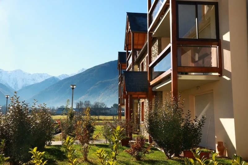 Sale apartment Bagneres de luchon 139000€ - Picture 2