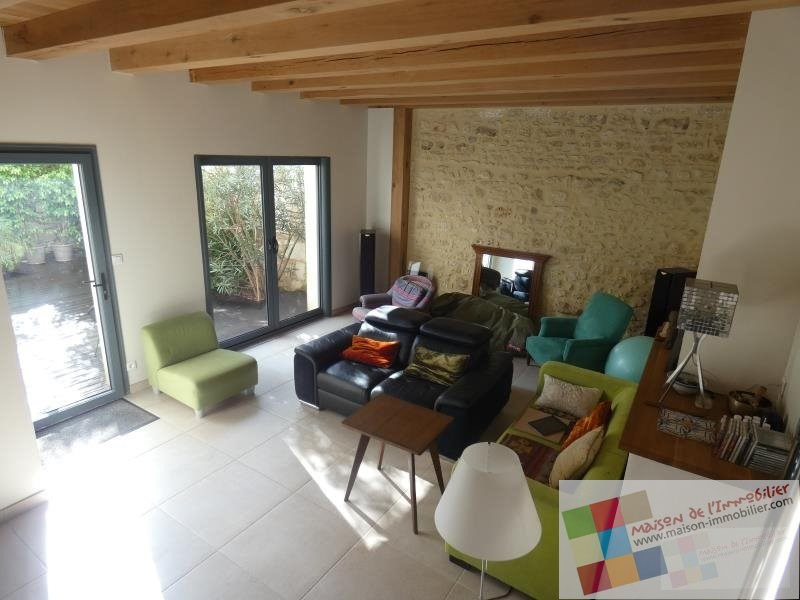 Vente maison / villa Saint sauvant 256 800€ - Photo 1