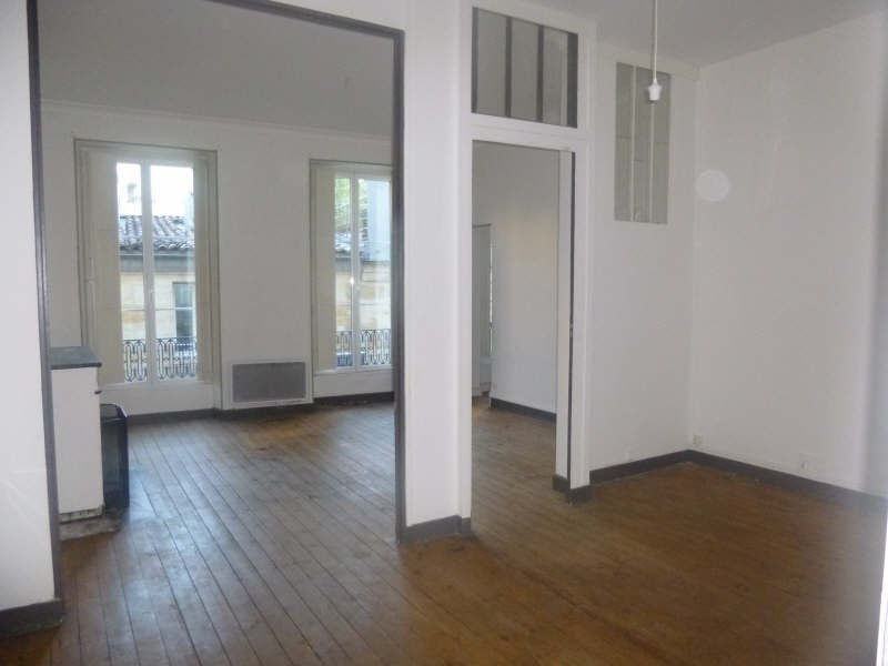 Rental apartment Bordeaux 1 570€ CC - Picture 1