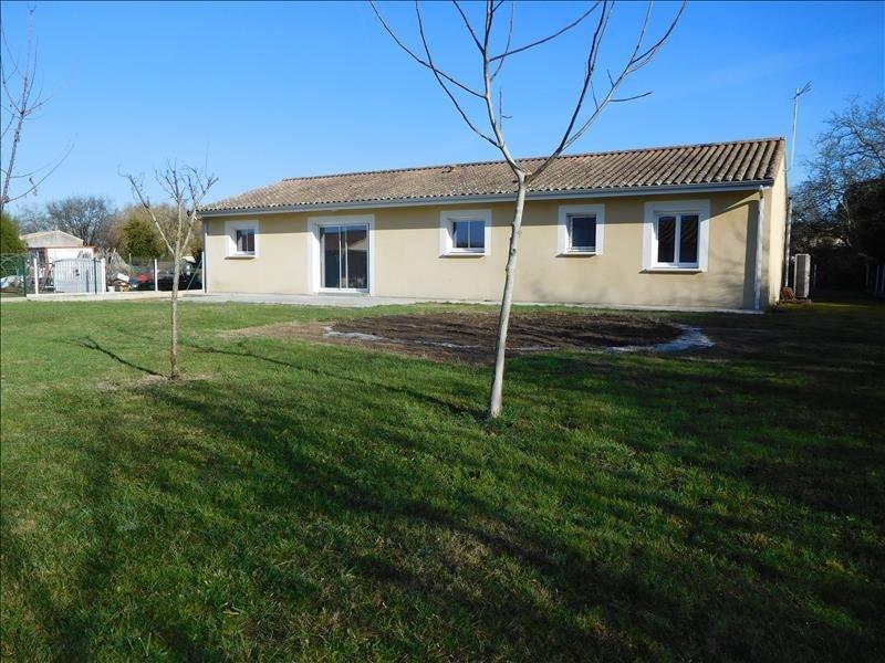 Rental house / villa St andre de cubzac 958€ CC - Picture 2