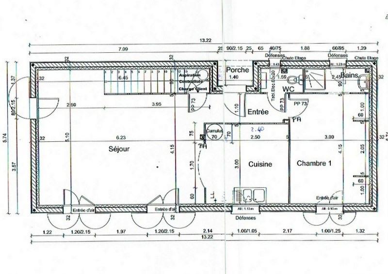 Immobile residenziali di prestigio casa Fayence 378000€ - Fotografia 4