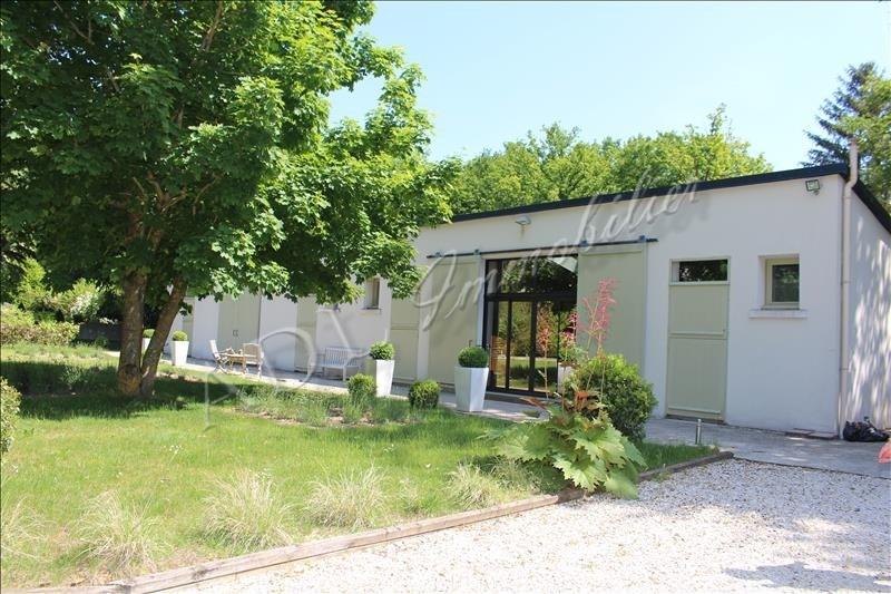 Deluxe sale house / villa Lamorlaye 1870000€ - Picture 2