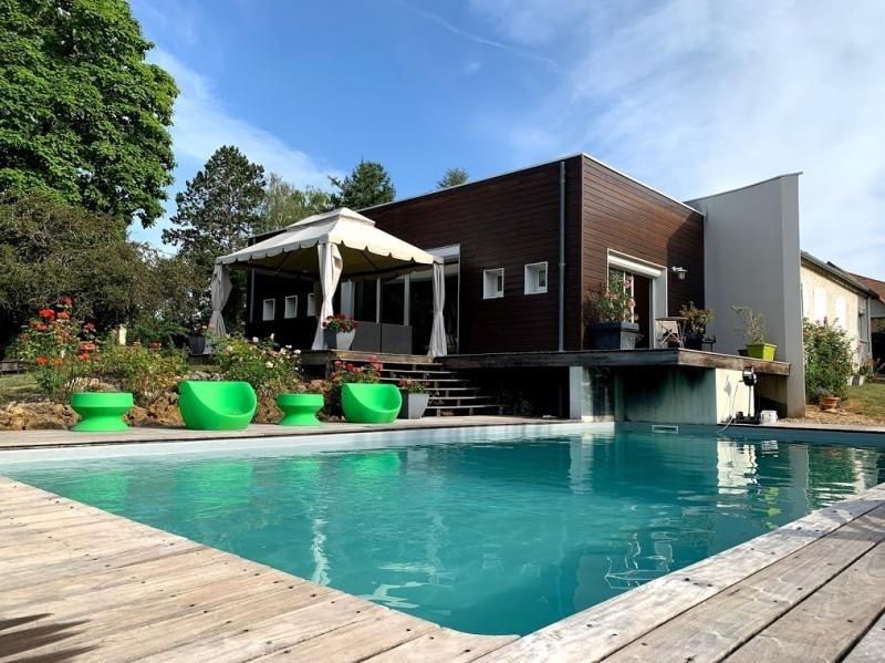 Deluxe sale house / villa Nouaille maupertuis 561600€ - Picture 1